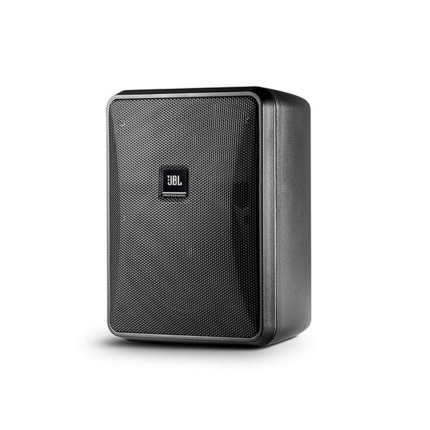 Control 25-1L Sold as Pair Black JBL Professional Compact 8-Ohm Indoor//Outdoor Background//Foreground Speaker