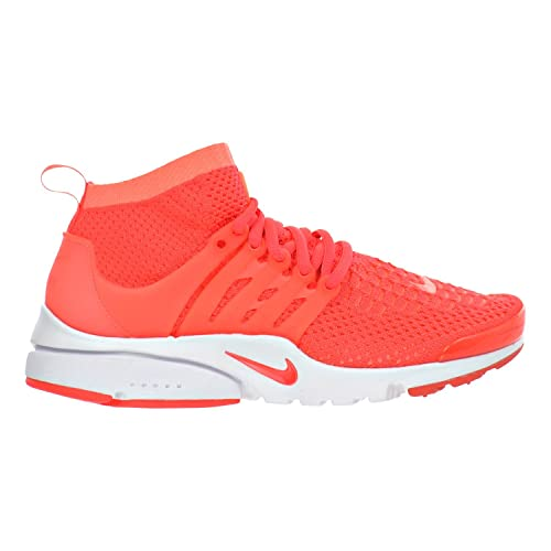 55da93a91c6a Nike Air Presto Flyknit Ultra Women s Shoes Bright Mango Bright Crimson  835738-800 (