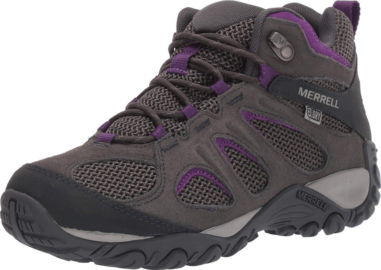 Merrell Women's Yokota 2 Mid Waterproof Hiking Boot