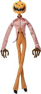 Disney Pumpkin King Plush - Tim Burton's The Nightmare Before Christmas - Medium - 25 Inch