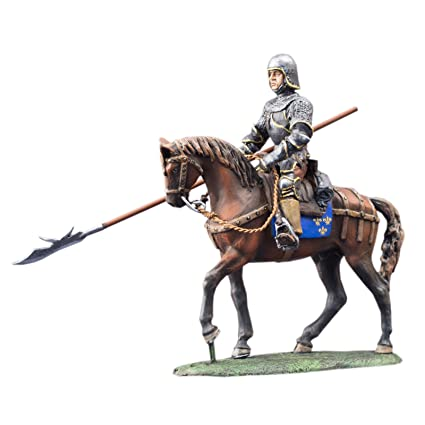 Amazon com: Ronin Miniatures Medieval Cavalry Knight with