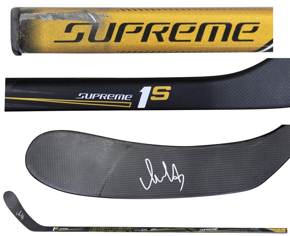 Capitals Alex Ovechkin Signed Autographed Bauer Supreme 1S Hockey Stick Fanatics #A328264 Certified Certified
