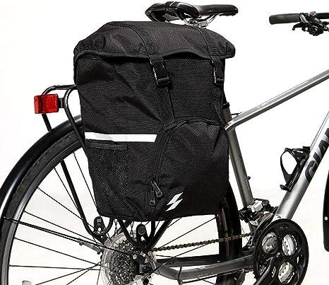 Bolsa Bicicleta Bolsa de asiento trasero de bicicleta, Bicicleta ...