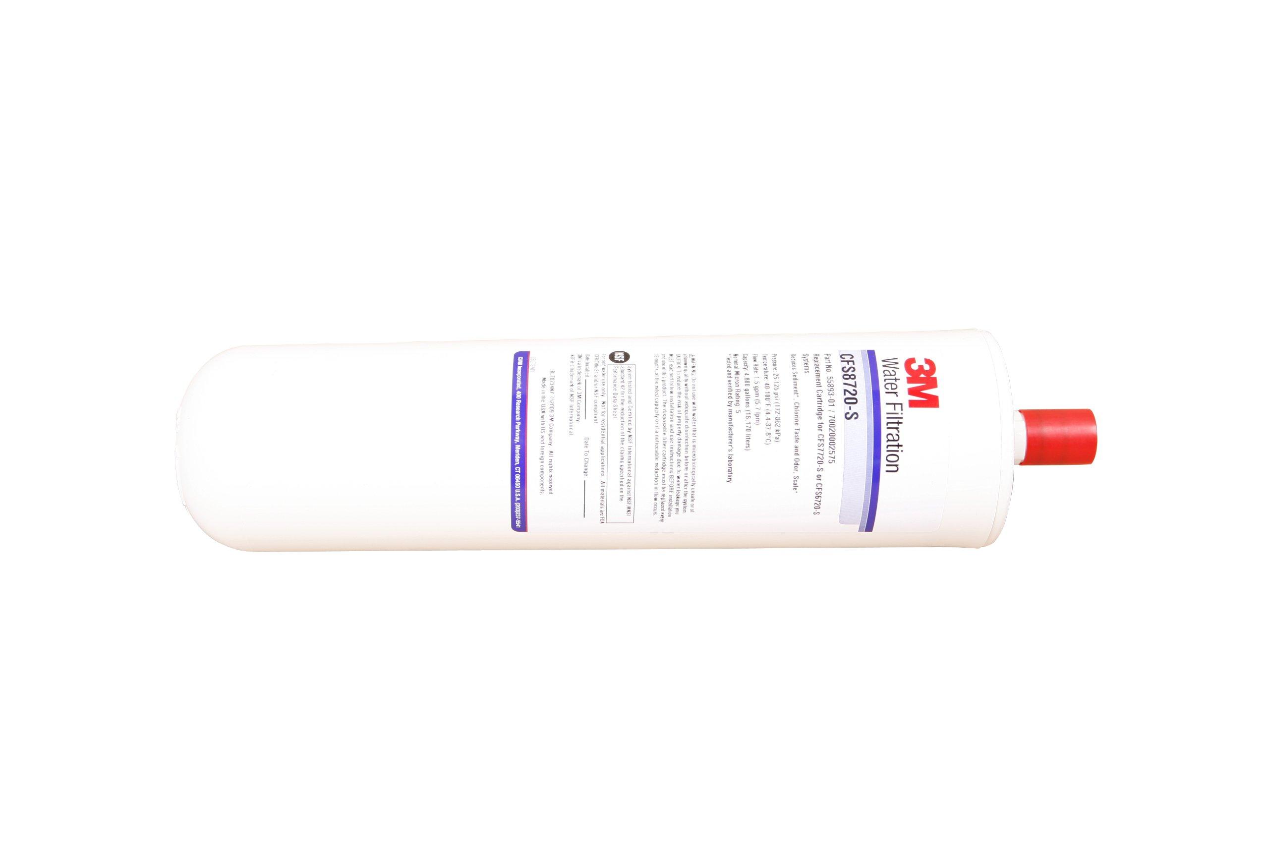 Cuno 55893-01 Cfs8720-S Filter Cartridge