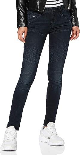 جينز جي ستار رو للنساء 5620 مخصص متوسط الحجم نحيل في جول سوبر ستريديد