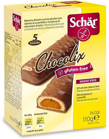 Dr. Schar Barritas de Chocolate - 110 g