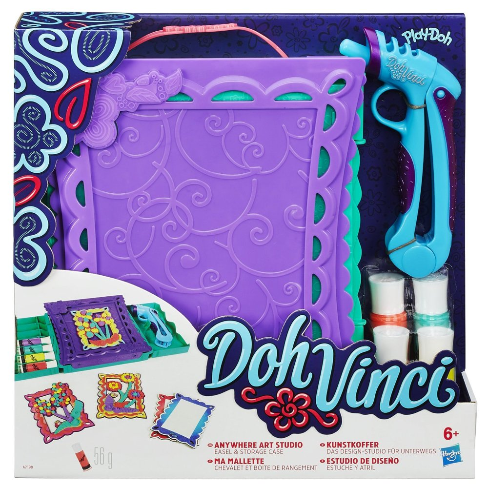 DohVinci kits for creativity: review, selection and reviews 74