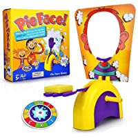 Happy GiftMart Fun with Your Pie Face Game Toy Cream on Face