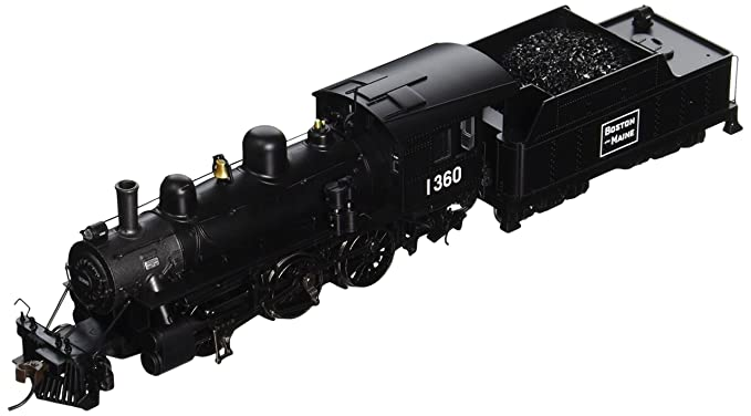 Amazon.com: Bachmann Industries Alco 2-6-0 DCC Sound Value ... on dcc wiring ground throws, dcc wiring for ho trains, pa crossover diagrams, dcc wiring guide, dcc wiring examples, dcc wiring tips, dcc block diagram, dcc bus wiring, dcc wiring for switch machines, dcc wiring model railway layouts, dcc wiring basics,