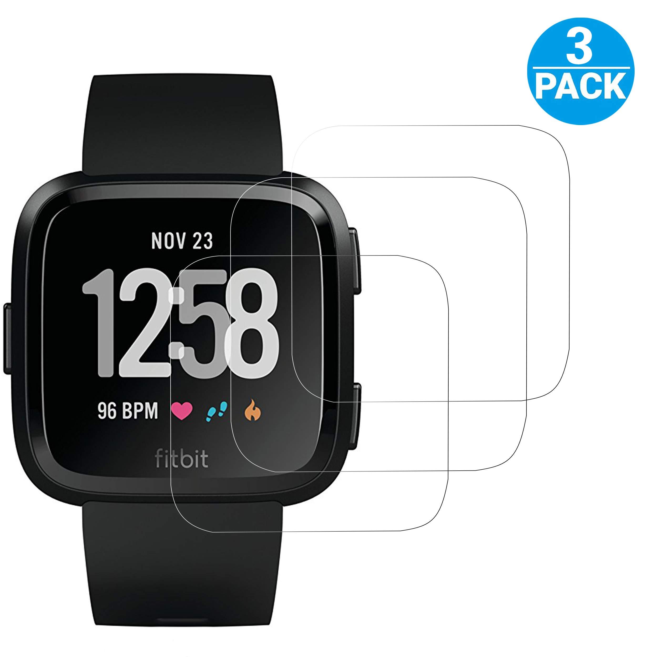Vidrio Protector Para Fitbit Versa X3 Ailun -7g37blsg