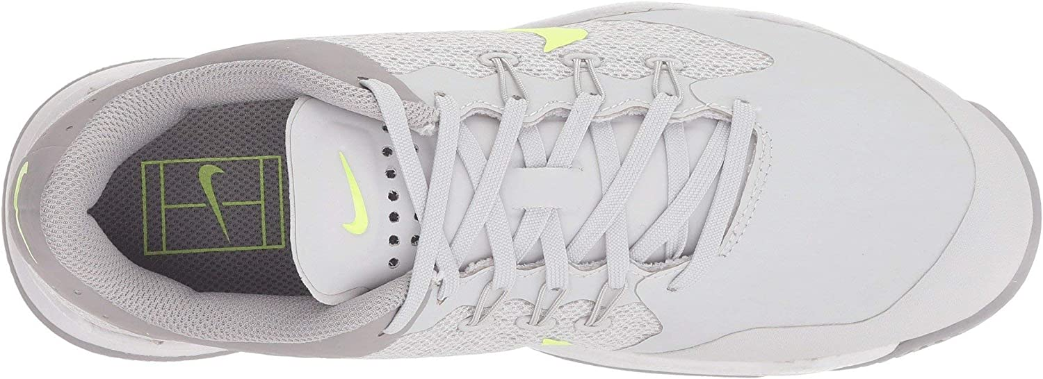 Nike WMNS Air Zoom Ultra, Sneakers Basses Femme Multicolore Vast Grey Volt Glow White 070