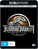 Jurassic Park III (4K Ultra HD + Blu-ray + Digital)