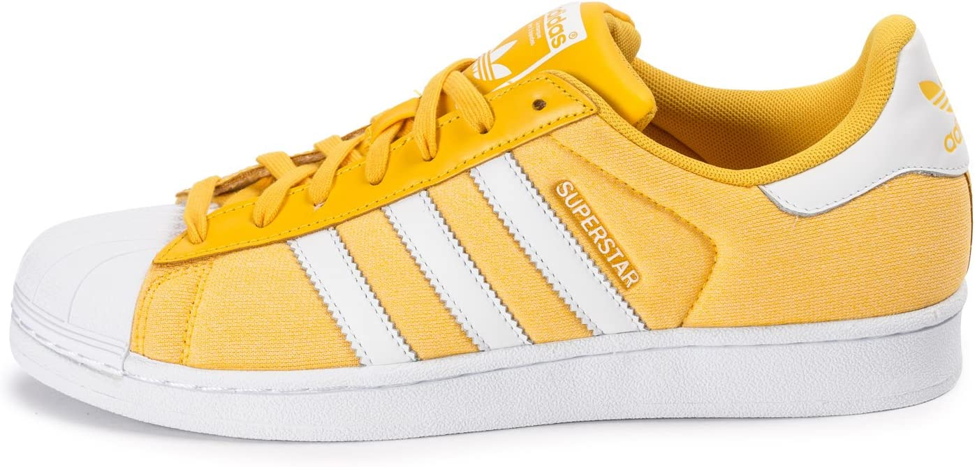 Precio de fábrica 2019 compre los más vendidos zapatos de otoño adidas Originals Men's Superstar Pack of Summer Sneaker Yellow ...