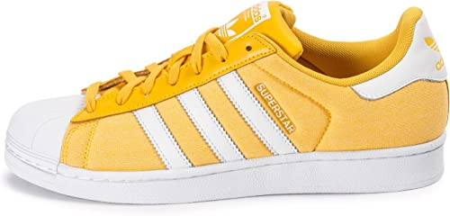 adidas superstar couleur jaune