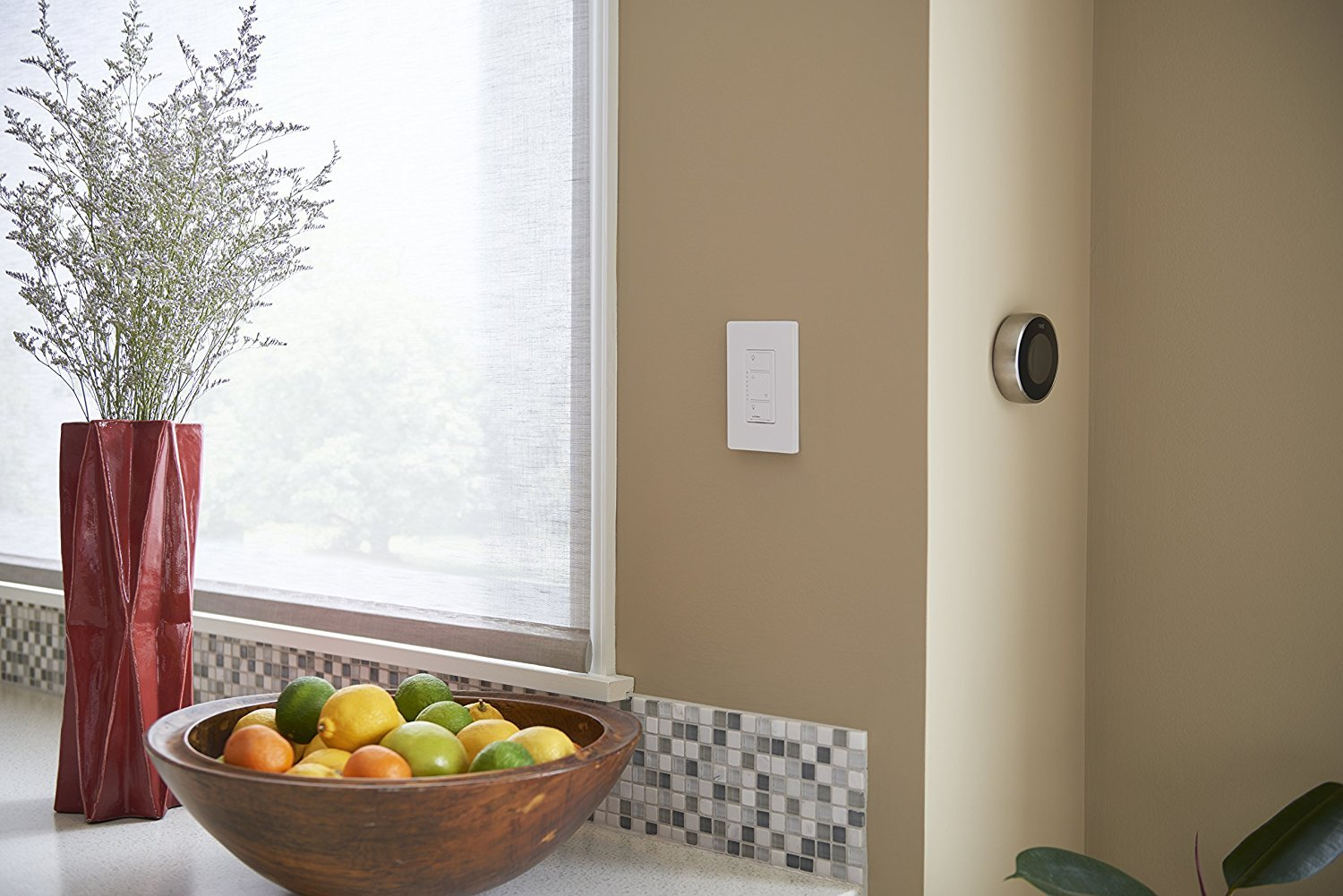 Lutron Caseta Wireless Smart Lighting Dimmer Switch for Wall & Ceiling Lights, PD-6WCL-WH, White, Works with Alexa, Apple HomeKit, and the Google Assistant by Lutron (Image #4)