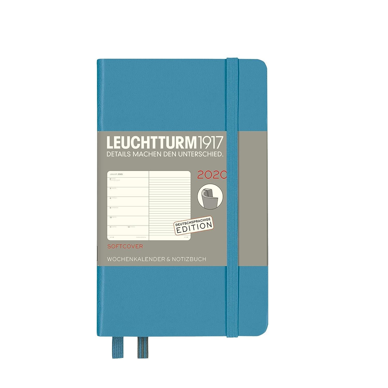 Leuchtturm1917 - Agenda 2020, formato A6, 12 meses, en ...