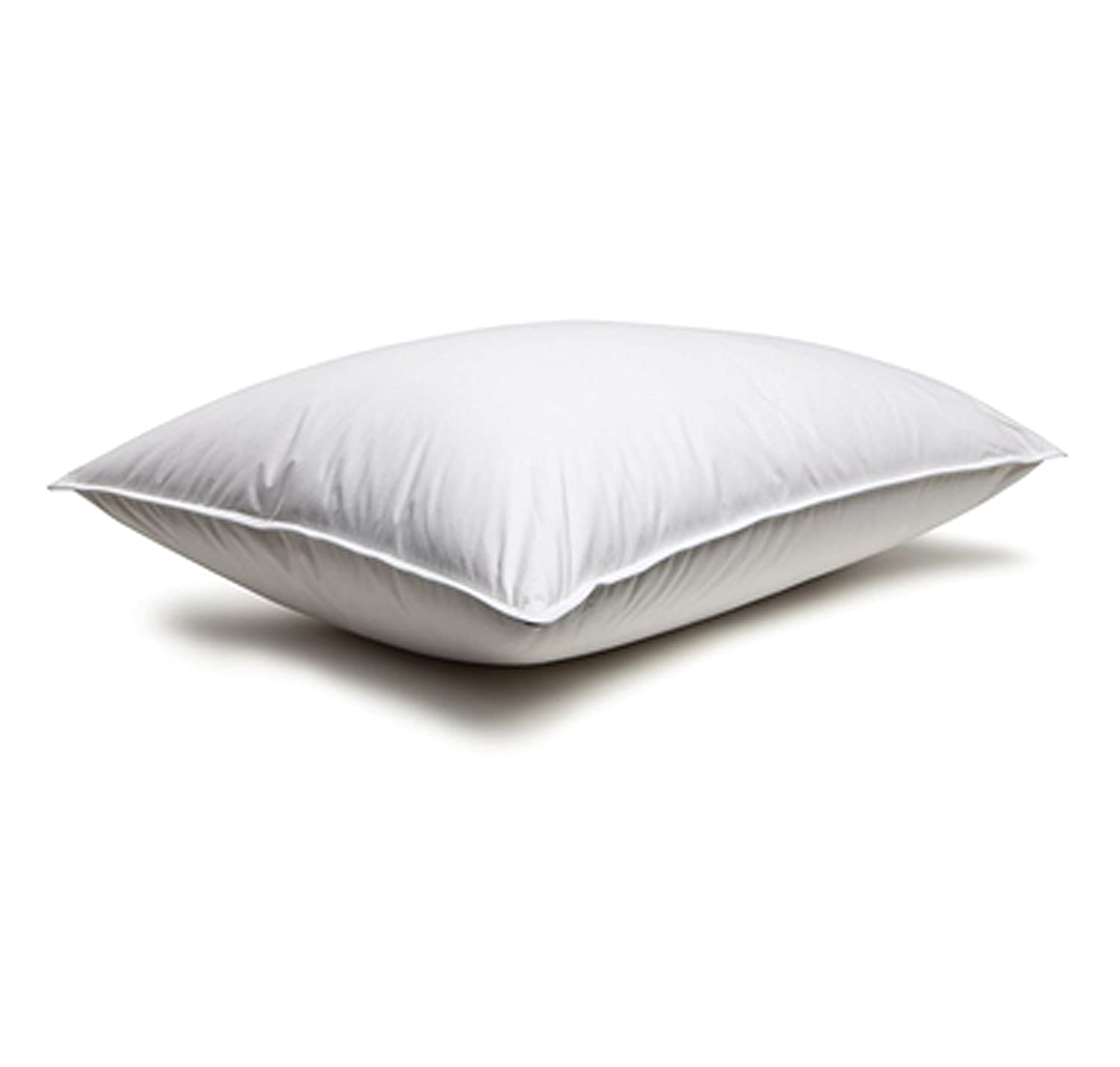 form cushion by cotton down feather gallery pillows amazon millihome amazoncom pillow blanket
