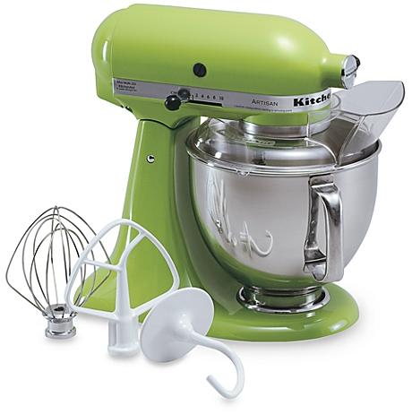 KitchenAid® Artisan® 5 qt. Stand Mixer - BedBathandBeyond.com