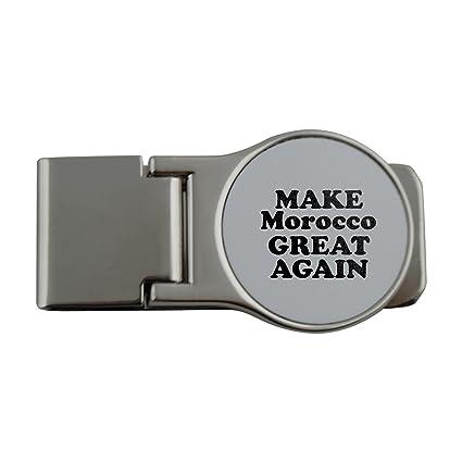 Metal dinero clip con hacer Marruecos gran nuevo: Amazon.es ...