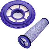 Innovaty Replacement for Dyson DC41,DC65,DC66 Hepa Post-Motor Filter & Pre-Motor Filter,Multi Floor,Animal and Ball…