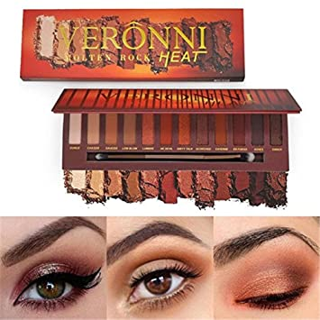 Efficient 12 Colors Matte Glitter Eye Shadow Palette Shimmer Eyeshadow Matte High Color Eye Makeup Beauty Cosmetics Beauty & Health Beauty Essentials
