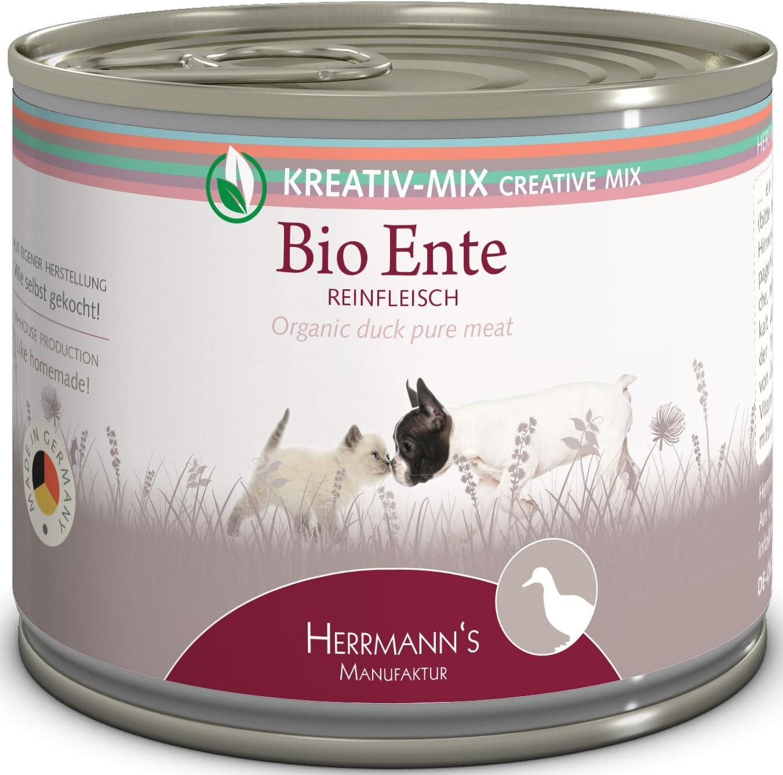 Herrmann's Pato ecológico 100%, 12 Unidades (12 x 200 g)
