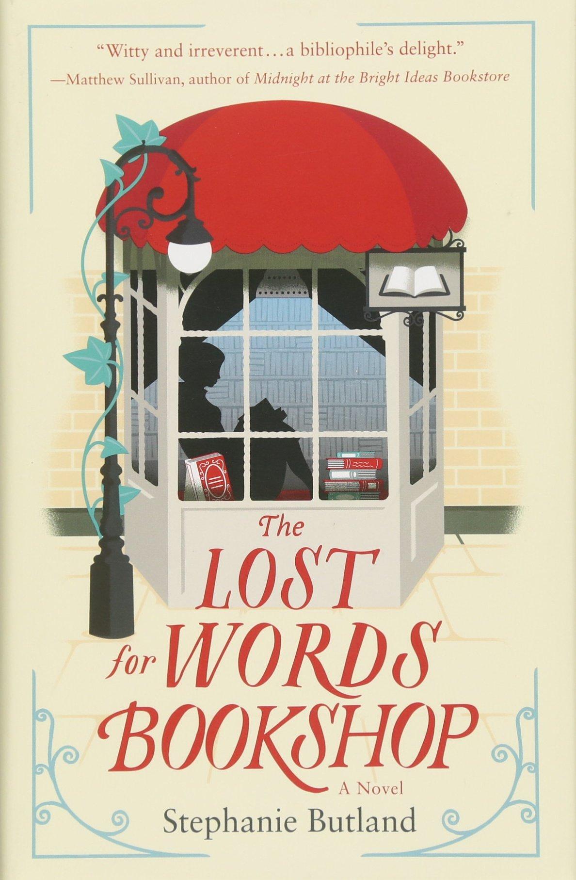 The Lost for Words Bookshop: Butland, Stephanie: Amazon.com.mx: Libros