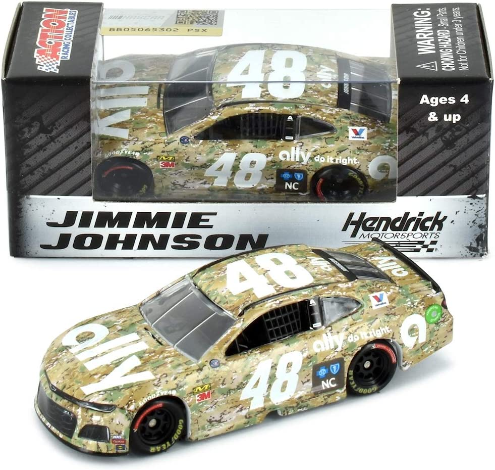 Lionel Racing Jimmie Johnson 2019 Ally Patriotic 1:64