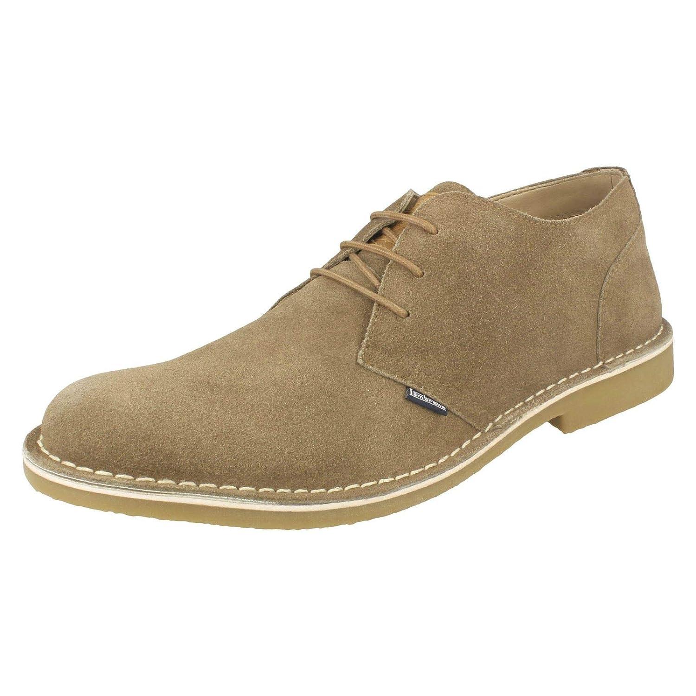 Mens Lambretta Smart Lace Up Shoes /'Soho/'