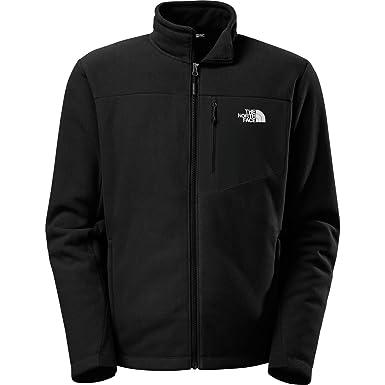 black northface coat