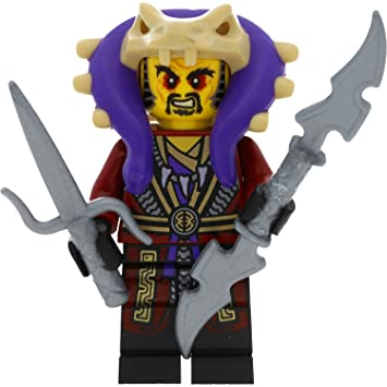 Lego® 1 x Ninjago Figur Jay inkl Waffe NEU 70749 aus 2015 Neuheit