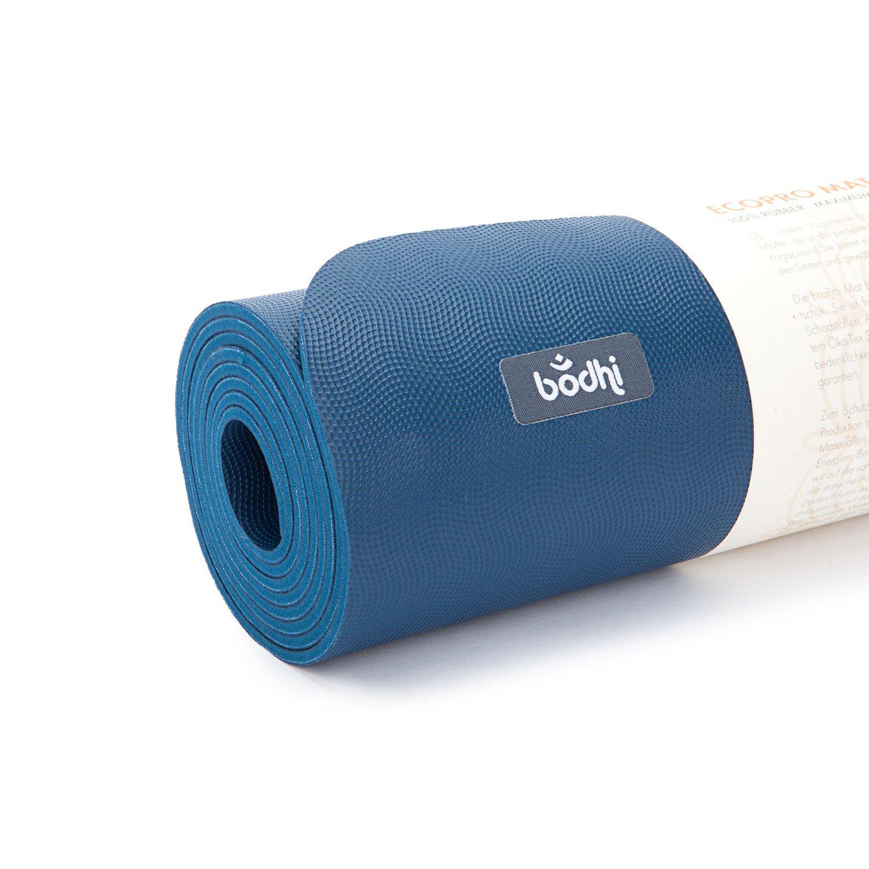 Bodynova GmbH ECOPRO - Esterilla de Yoga (Caucho) Ozean ...