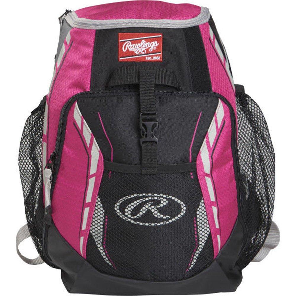 Rawlings R400 -NPK Youth Baseball Equipment Bags Backpacks