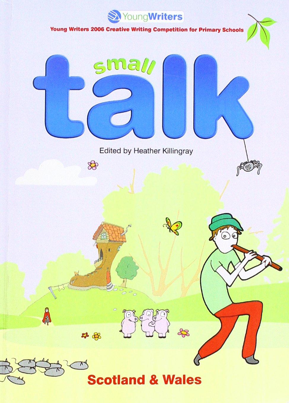 Small Talk Scotland and Wales: Heather Killingray