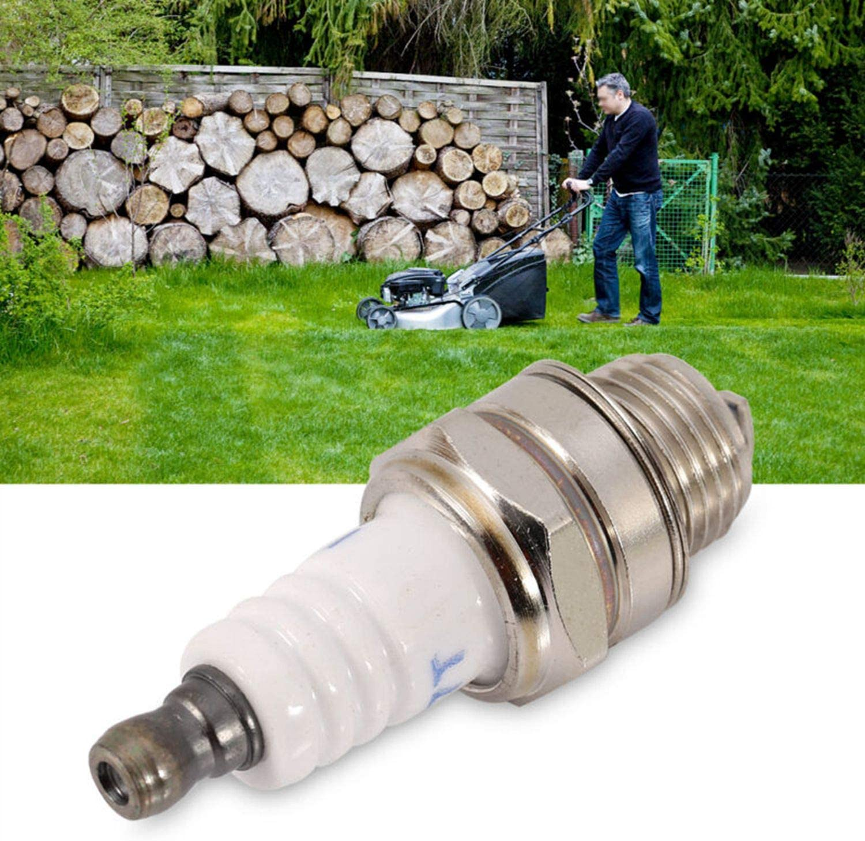 WOVELOT 10Pcs Lawn Mower Spark-Plug L7Tc Br2Lm for Briggs Stratton Motors 55Mmx22Mm