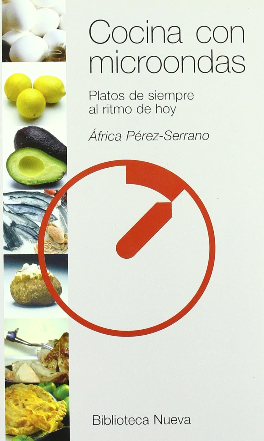 Cocina con Microondas: 9788470305344: Amazon.com: Books