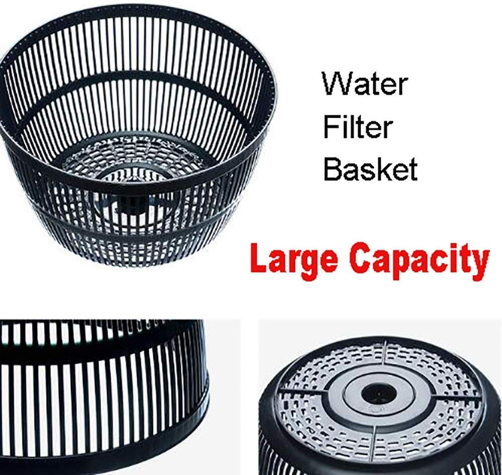 Aich Vegetable Dryer Dehydrator Salad Spinner Washing Dish Dehydration Pot Salad Fruit Salad Spinner Manual Water Dewatering Machine by Aich