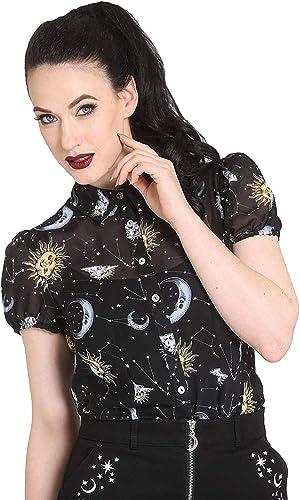 blusas con estrellas para mujer
