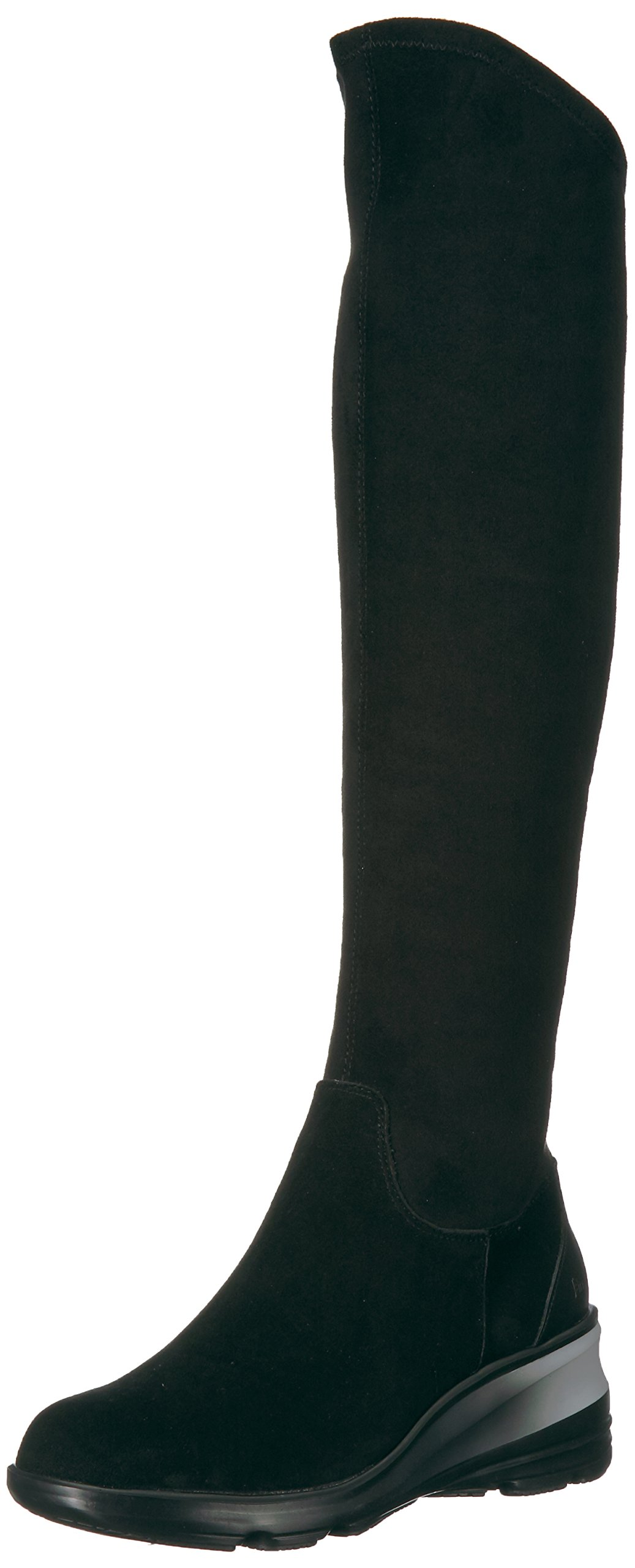 Jambu Women's Kendra Water Resistant Slouch Boot, Black, 9 M US by Jambu (Image #1)