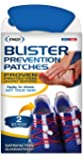 ENGO Heel Blister Prevention Patches (2 Patches)