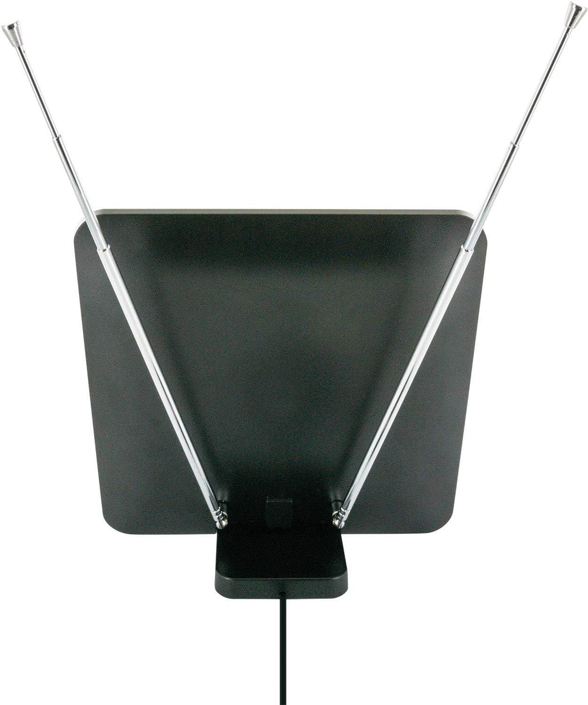 Schwaiger ZA8970 011 - Antena interior activa DVBT (45 dB ...