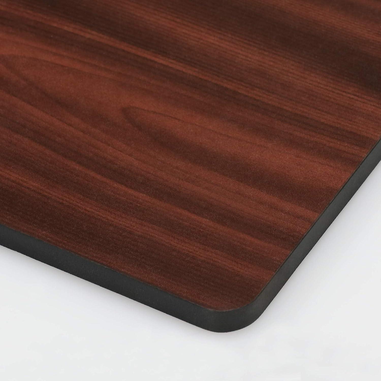 taglia unica Espresso//Marrone Furinno Turn-N-Tube Tavole finali Holz