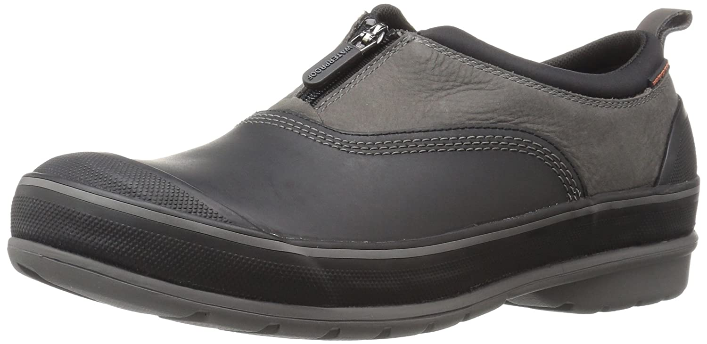 CLARKS Women's Muckers Trail Rain Shoe B01MT33GYE 9 B(M) US|Dark Grey