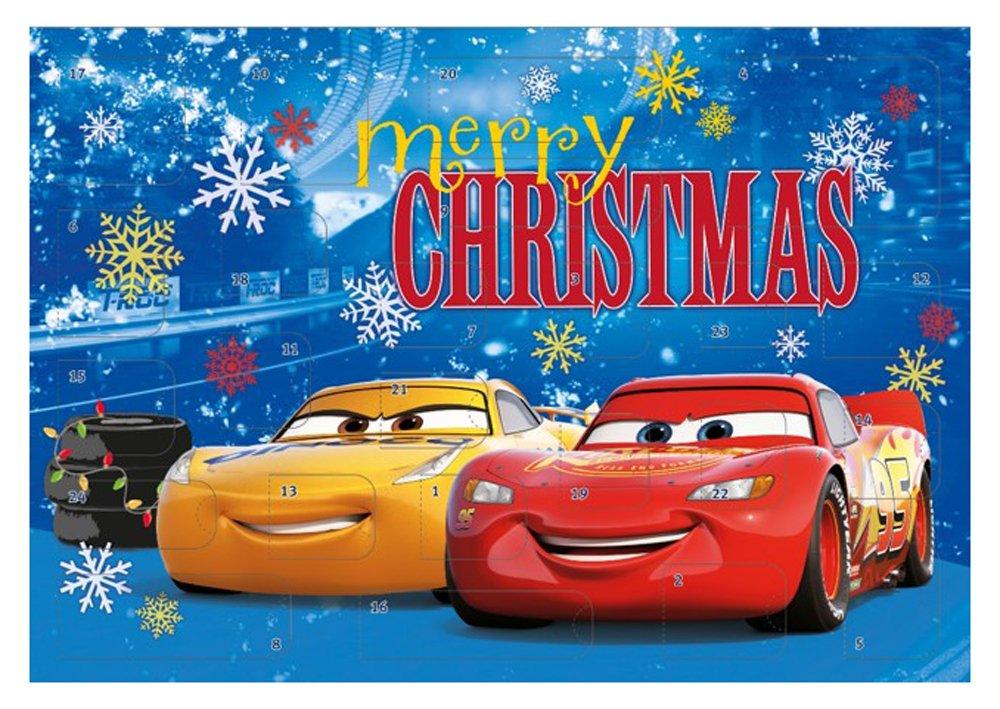 Undercover CAAD8022 Adventskalender, Disney Pixar Cars