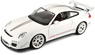 Bburago Porsche 911 GT3 RS 4 Diecast Vehicle, 1:18 - Colors May Vary 18-11036