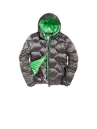 bdb197a5ed8d45 Superdry M50019DR Down Jacket Man: Amazon.co.uk: Clothing