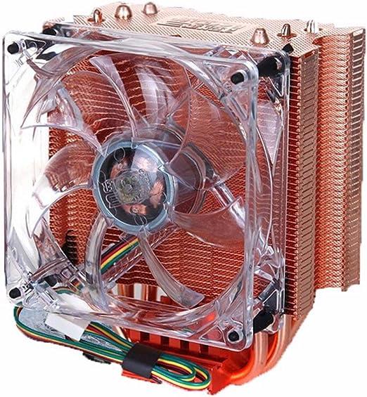 LINANNAV CPU disipador de Calor CPU Ventilador Control de ...
