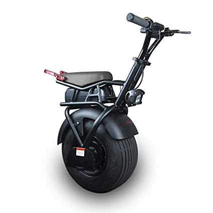 Image Unavailable. Image not available for. Color  SUPERRIDE Self Balancing  Electric Unicycle S1000 – One Wheel Electric Scooter ... d2dc0311442