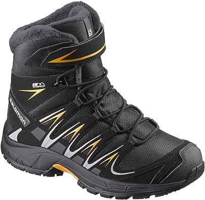 SALOMON XA PRO 3D Winter TS CSWP J, Stivali da Escursionismo Alti Bambino