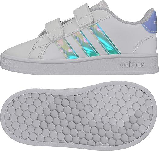 adidas Grand Court I, Chaussure de Tennis Bébé garçon